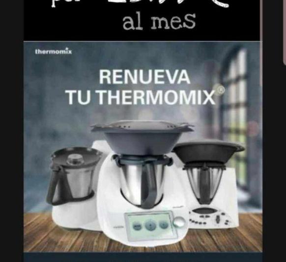 Plan renove Thermomix® solo hasta el 10 febrero