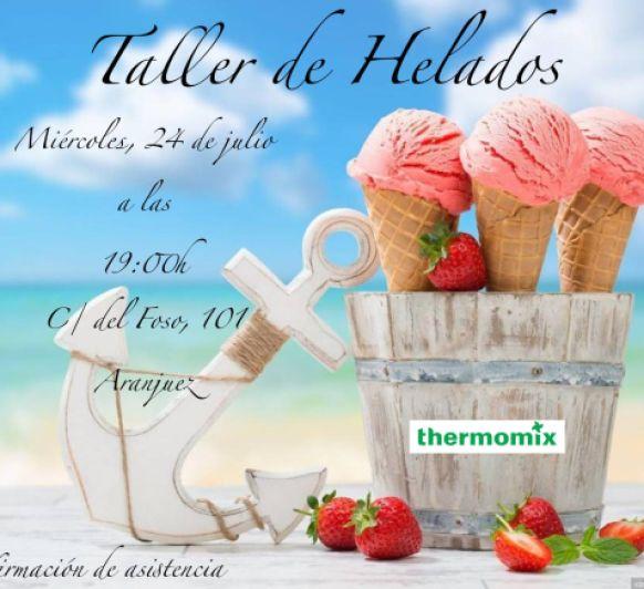 Clase de Cocina con Thermomix® especial HELADOS!!!