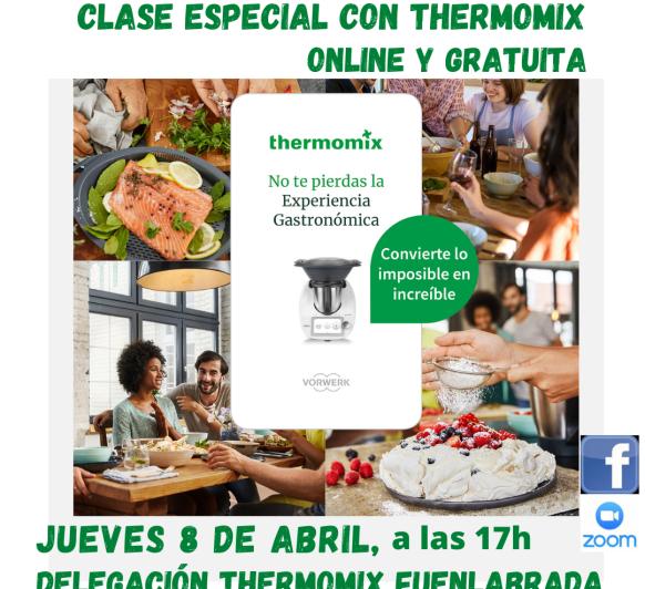 CLASE DE COCINA ONLINE, EXPERIENCIA GASTRONÓMICA