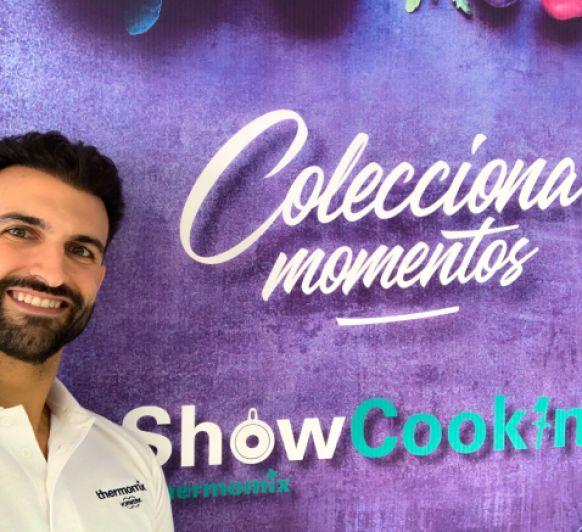 REGALO DOBLE al disfrutar un Show Cooking en tu domicilio