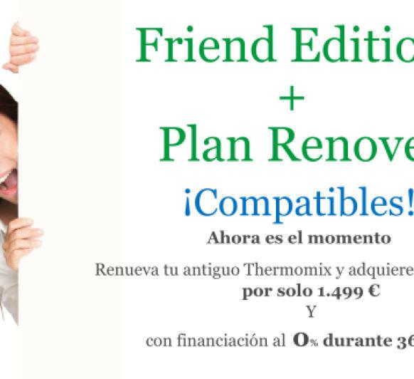 PLAN RENOVE Y Thermomix® FRIEND
