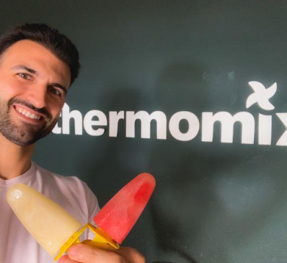 Helados con Thermomix®