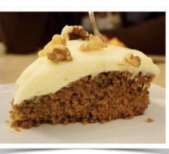 Carrot Cake especial con Thermomix®