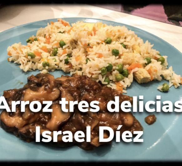 Arroz Tres Delicias Con Thermomix Trucos Blog De Israel Diez Delgado De Thermomix Móstoles