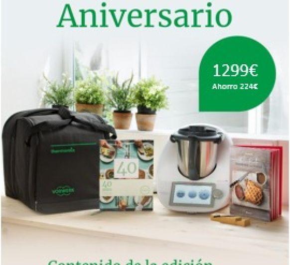 TM6 Edición 40 Aniversario 1299 euros